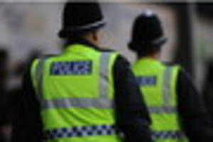 Drunk woman fined for kicking a police officer who wanted her to...
