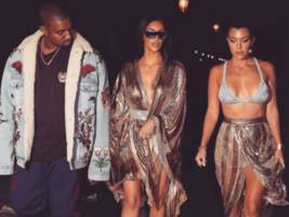 Kanye West & Kim Kardashian Stick Together Through France Robbery Arrest Drama