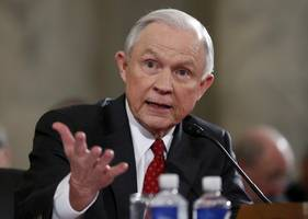 Attorney General Nominee Sessions In Hot Seat Before Senate Judiciary Committee