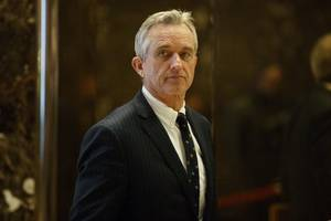 Trump Names Skeptic Robert F. Kennedy Jr. To Head Vaccination Panel