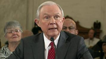 Jeff Sessions: 'Southern racist caricature painful'