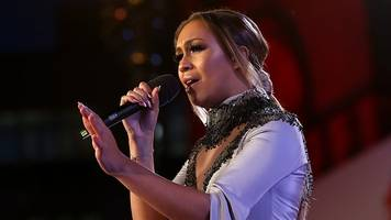 Rebecca Ferguson won't be singing at Donald Trump's inauguration next week