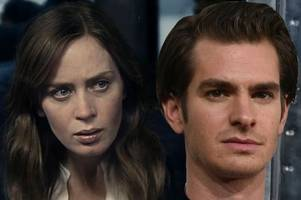 baftas 2017 full nominations: andrew garfield and emily blunt nominated for best acting awards
