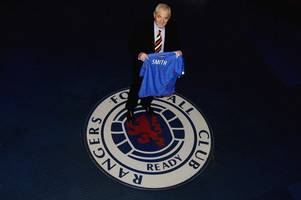 former rangers boss walter smith reveals hardest thing about ibrox return 10 years ago was telling his wife