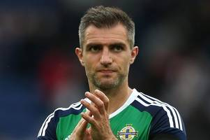 hearts new defender aaron hughes insists tynecastle move is to help get him to world cup
