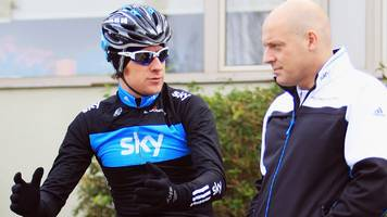 sir dave brailsford: team sky can be trusted despite 'regrettable' doping questions