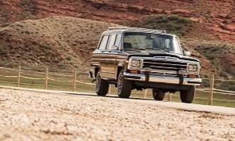 Report: 2020 Jeep Wagoneer and 2020 Jeep Grand Wagoneer Will Be Body-On-Frame