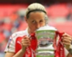 Arsenal and England legend Kelly Smith retires