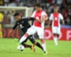 EXTRA TIME: Thandani Ntshumayelo remembers his days at Orlando Pirates
