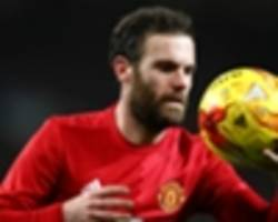 mata: one more goal should send us to wembley
