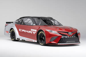 It may say 'Camry' on the front, but Toyota's NASCAR racer is a different animal