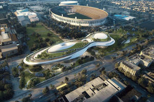 It's official! George Lucas' museum is coming to Los Angeles