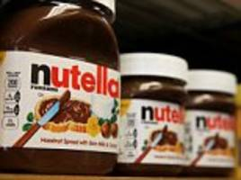 Could Nutella give you CANCER? Chocolate spread maker embroiled in controversy over claims key ingredient is carcinogenic