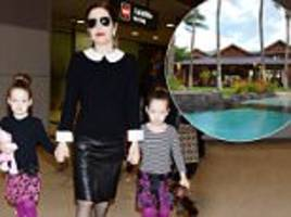 mansions in nashville, sussex and hawaii, $20,000 shopping sprees at neiman marcus and chanel, servants galore: lisa marie presley's estranged husband dishes on lavish lifestyle of elvis' daughter and their twins