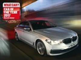 New BMW 5 Series wins What Car?'s coveted Car of the Year award