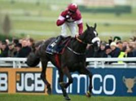 Cheltenham Gold Cup suffers blow as Don Cossack is forced to retire