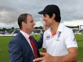 england captain alastair cook set for crunch talks with andrew strauss as joe root returns to the fold