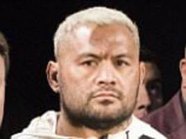 mark hunt sues brock lesnar, the ufc and dana white over wwe star's violation of doping rules