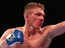 nick blackwell not fit to attend hearing into unsanctioned sparring session which left him in a coma
