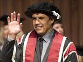 wales boss chris coleman receives swansea university honorary degree after euro 2016 heroics