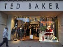 ted baker shakes off high street slump and pledges no price hikes after reporting surging christmas sales