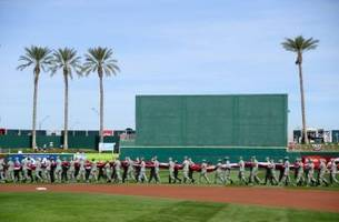 cleveland indians: attending spring training is a must at least once