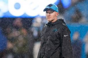 Report: Panthers' Sean McDermott frontrunner for Bills job