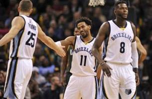 the wild, wild west: where the grizzlies fare in the playoff picture