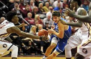 Quick Reaction From Duke Basketball's Loss at Florida State