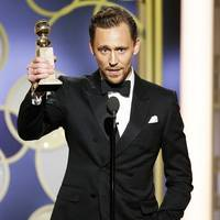 Tom Hiddleston's Golden Globes Speech - What Was All That About?