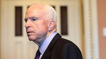 McCain Admits He Gave Dossier Containing Sensitive Information On Trump To The FBI
