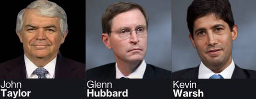 who will trump pick as next fed chair?