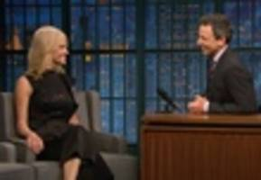 Watch Kellyanne Conway Try To Spin Seth Meyers On Trump 'Kompromat' Reports