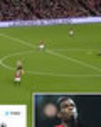 Man United fans are in meltdown over THIS Paul Pogba pass for Wayne Rooney against Hull