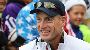 jim furyk named as united states ryder cup captain for 2018