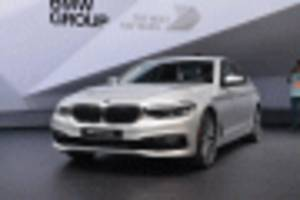 2018 BMW 5-Series video preview