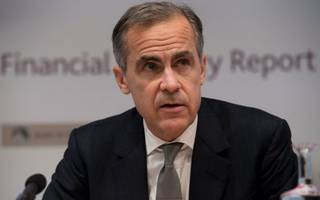 carney reaffirms brexit not the biggest risk to uk's financial stability