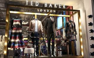 """ted baker boosts sales against a """"tough trading backdrop"""""""