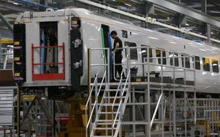 UK manufacturing rose in November as the construction sector slowed