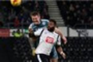 Cult hero Jake Buxton says the spark and mojo is back at Derby...