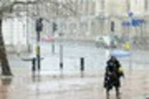 Met Office forecast two days of icy winds and snow for Hull and...