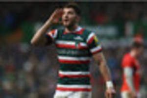 Gloucester confirm signing of Leicester Tigers fly-half Owen...