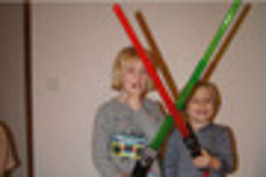 Family's anger as Star Wars lightsabers are confiscated at East...