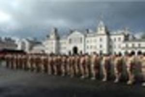 Backlash over reports number of Plymouth's Royal Marines could be...