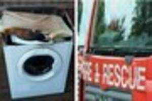 Another Swansea tumble dryer fire sparks smoke alarm warning