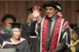 award-laden chris coleman given honorary degree by  swansea...