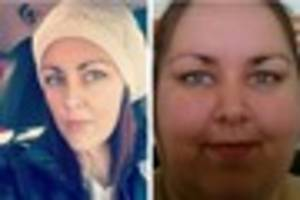 Mum says losing weight has made her more self-conscious about her...