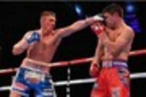 boxing: nick blackwell faces year-long recovery from injuries as...
