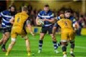 Bath Rugby: Nathan Catt never expected England call-up and found...