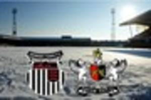 Grimsby Town v Exeter City - Does forecast snow mean the game is...